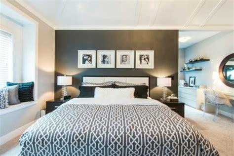 farben schlafzimmer farben im schlafzimmer einsetzen das schwarz als hauptfarbe