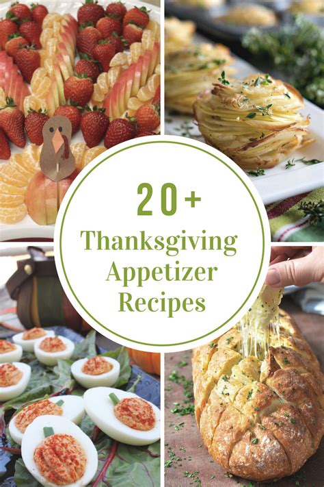 thanksgiving dinner menu recipe ideas the idea room