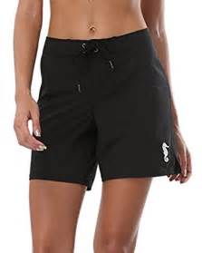 Women's Long Board Swim Shorts