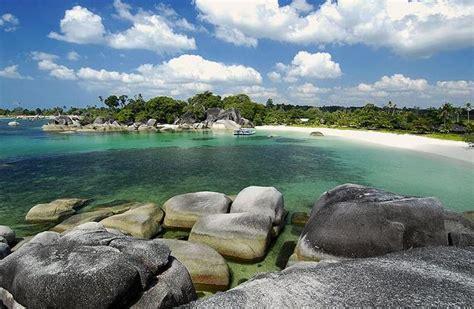 explorer  world pulau belitung