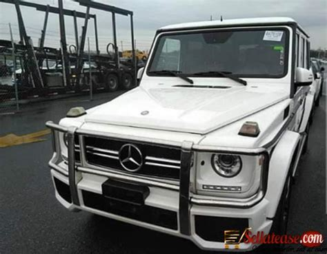 Brand new beutiful black mercedes benz g wagon. Nigerian used 2014 Mercedes Benz G63 for sale in Nigeri | Sell At Ease Online Marketplace| Sell ...