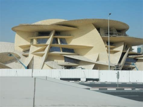 Nationalmuseum Katar In Doha by Qatar National Museum And Aquarium Doha Catar Picture