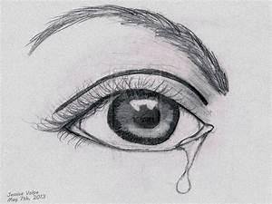 Eye Crying by livelaughandluvmusic on DeviantArt