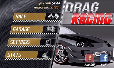 Android Game Drag Racing V 1.6.4 Apk Android