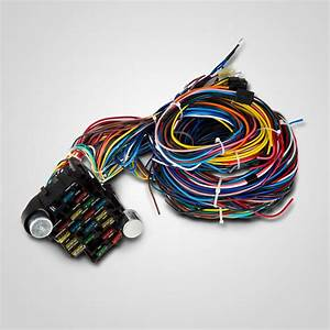 Universal Wiring Harness Instructions
