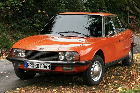 Some other usefull information here NSU Ro80: the Car of the Year that killed the company