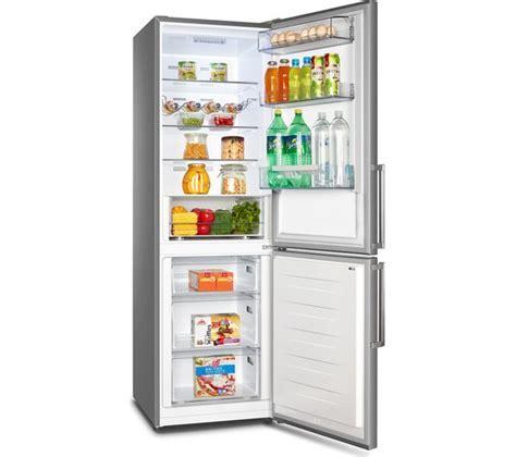 Buy KENWOOD KNF60X17 60/40 Fridge Freezer   Inox   Free