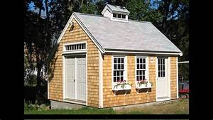 Shed, Plans, 12x12