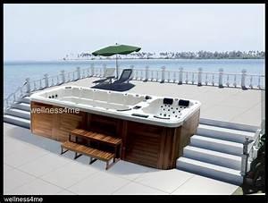 Abdeckung Whirlpool Jacuzzi : outdoor whirlpool jacuzzi mit mp3 player beleuchtung wassfont ne abdeckung ebay ~ Sanjose-hotels-ca.com Haus und Dekorationen