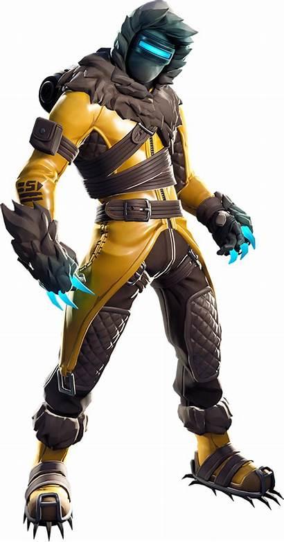 Fortnite Season Skins Clipart Transparent Wolverine Pinclipart