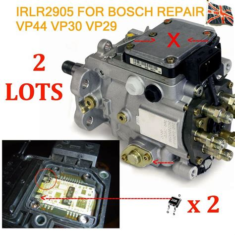 bosch vp44 vp30 vp29 injection repair transistor irlr2905 for audi bmw ford ebay