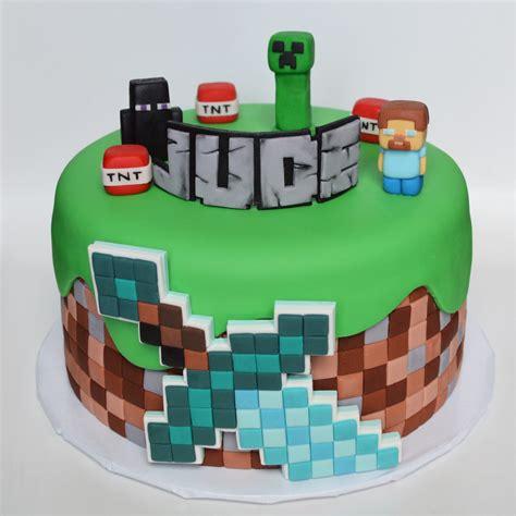 minecraft themed cake jam cakes   minecraft cake