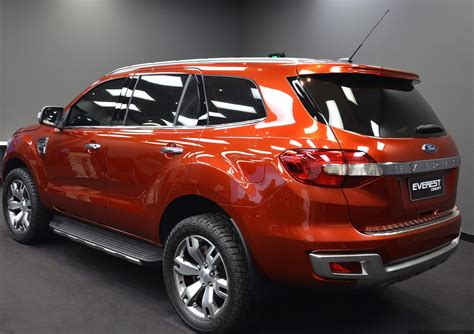 2018 Ford Everest Specs And News Update