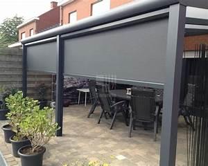 Sonnenschutz f r terrassen berdachungen referenzprojekte for Sonnenschutz für terrassenüberdachungen