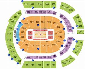 Bridgestone Arena Seating Chart   Rows  Seats And Club Seats