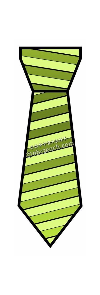 Tie Clipart Clip Necktie Stripes Neck Christmas