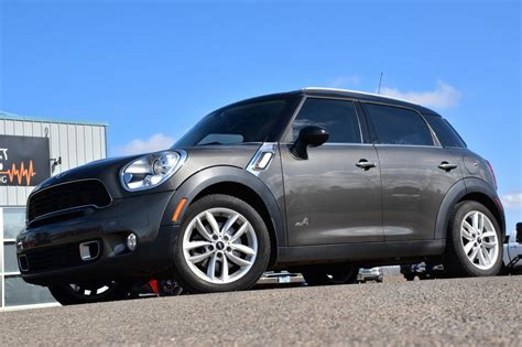 Mini Cooper Countryman Modification by 2012 Mini Cooper Countryman Adrenalin Motors