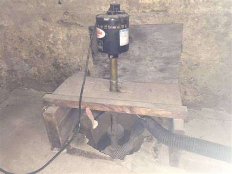 Water  Making Sense Of An Existing Sump System Home