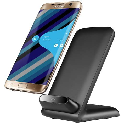 samsung note 4 wireless charging 10w qi fast wireless charging stand for mobile phones