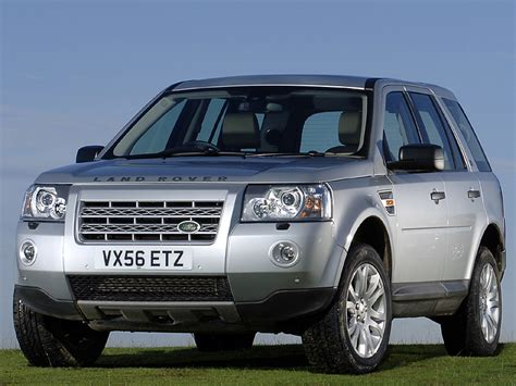 land rover freelander  suv review auto express