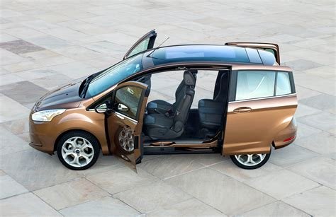 b max ford b max estate review 2012 parkers