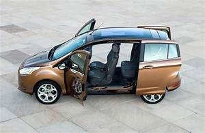 Ford B MAX Estate Review (2012 ) Parkers