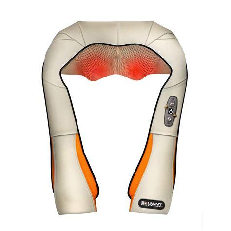 Amazon.com: Shiatsu Neck and Shoulder Massager Kneading