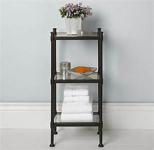 newbury small etagere home life for city livin39 pinterest With small bathroom etagere