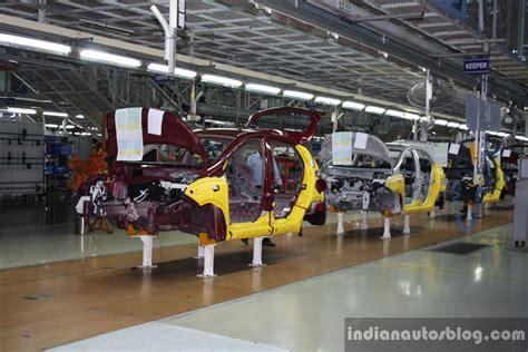 hyundai india chennai factory assembly