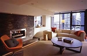 amenagement petit espace salon 20170607064930 tiawukcom With superior meuble pour petit appartement 5 60 idees pour un amenagement petit espace archzine fr