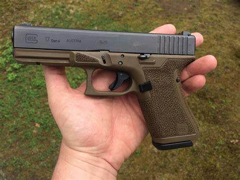 Glock 17 Gen 4 Slide On A 19 Gen 4 Frame No Grip Chop