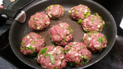 cuisiner viande cuisiner des boulettes de viande amuse gueule au