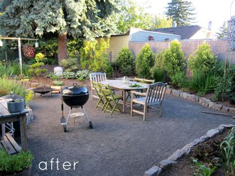 Best 25+ Gravel Patio Ideas On Pinterest