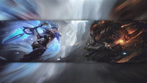 Yasuo Animated Wallpaper - angelblade riven demonblade yasuo lol wallpapers