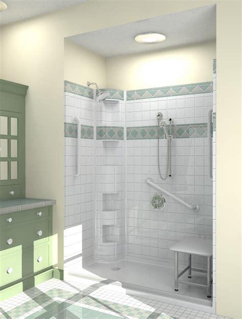 Best Bath Showers by Veneto Services Llc Barrier Free Showers