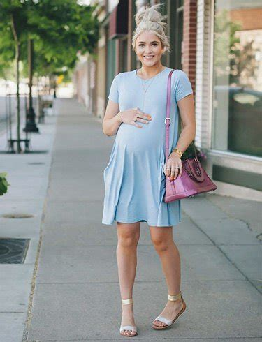 Summer Pregnancy Outfit Ideas Making Maternity Fashion Modern And Elegant