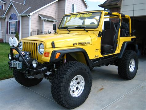 jeep yellow i love jeeps yellow jeep wrangler with nice tires t h i