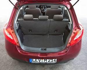 Mazda 3 Coffre : fiche technique mazda mazda 2 ii 1 5 mzr dynamique 3p l 39 ~ Medecine-chirurgie-esthetiques.com Avis de Voitures