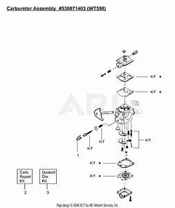 35 Poulan Pro Trimmer Fuel Line Diagram