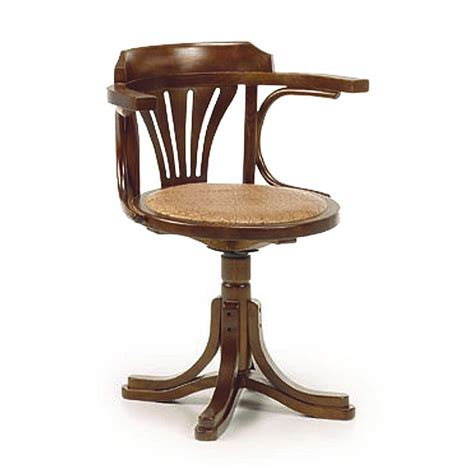 bureau en bois exotique fauteuil de bureau rétro en bois exotique mindi tali