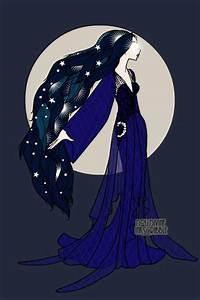 Princess Luna (MLP human form) - Doll Divine Dress Up ...