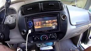 2000 Ford Explorer Stereo Installation