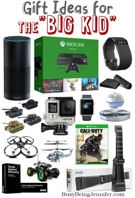 gift ideas for the big kid busy being jennifer