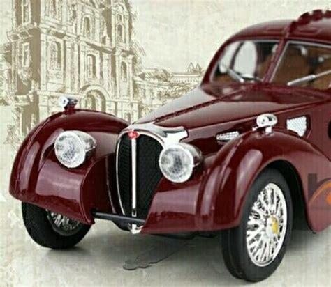 The type 57 sc atlantic is a design manifesto of jean bugatti. Unique Bugatti 57SC Atlantic, in wine-red colour - Catawiki