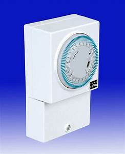 Immersion Heater Timer Instructions