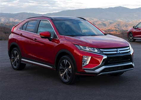 2018 Mitsubishi Eclipse Cross Preview  Jd Power Cars