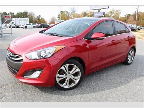 Hyundai Elantras For Sale by Used 2014 Hyundai Elantra Gt For Sale Pricing Features