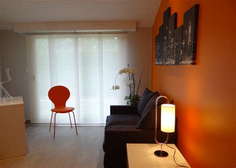 carrelage mur cuisine moderne stunning cuisine avec mur orange pictures lalawgroup us lalawgroup us