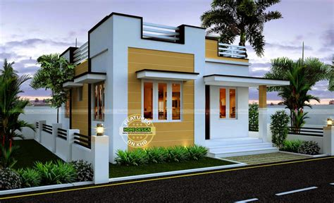 1 Rk Home Design : Bungalow Designs- The Perfect One