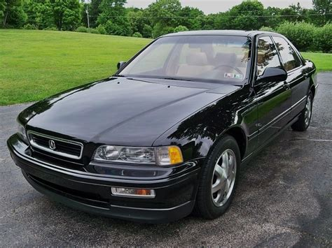 Acura Legend : 1991 Acura Legend With Only 9,000 Miles Stolen From Dealer
